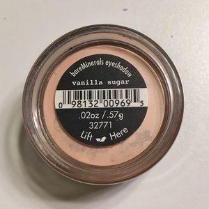 Bare Minerals loose eyeshadow - vanilla sugar